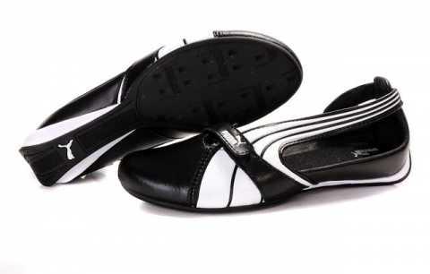 chaussure ballerine puma femme