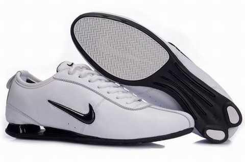 Nike Shox Nz Noir Argent
